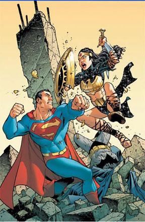 Superman/Batman 15 by Carlos Pacheco