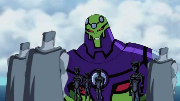 Legion of Super Heroes- DarkVictory