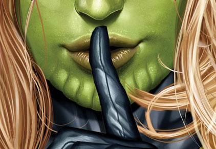 marvel comics secretinvasion