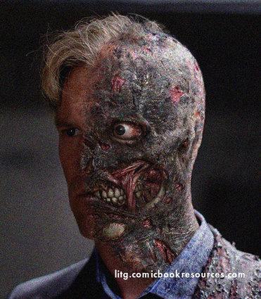 Batman Darkknight 2 Face