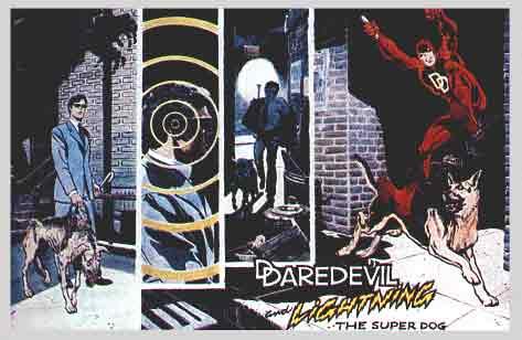 Daredevil and Lightning