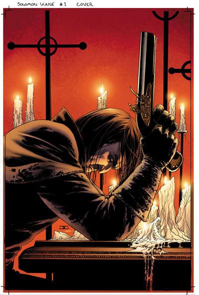 Solomon Kane #1 cover