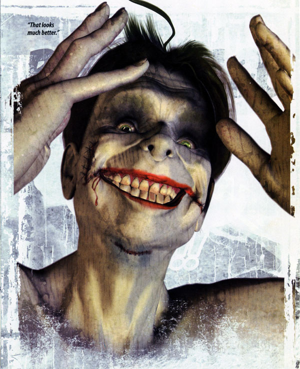 how scary is the joker the daily p o p