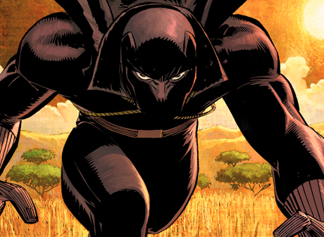 Cartoon Central: Black Panther Blackpanther