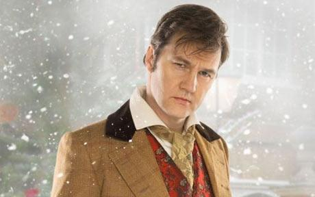 David Morrisey as 'The Other Doctor'
