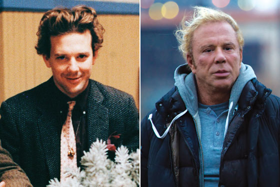 mickey rourke young. mickey rourke young.