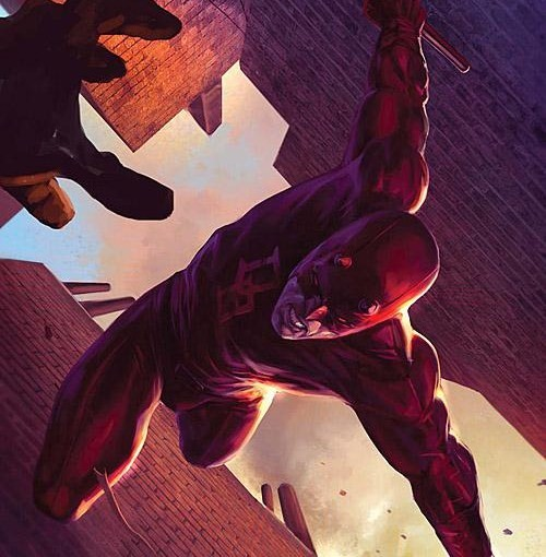 Daredevil (by Marko Djurdjevic)