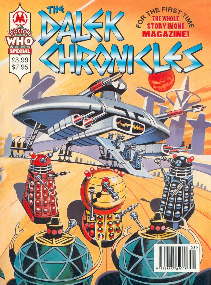 The Dalek Chronicles