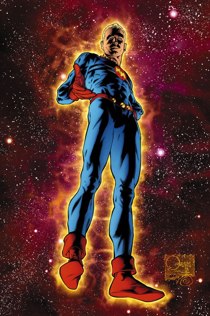 Marvelman by Marvel EIC Joe Quesada