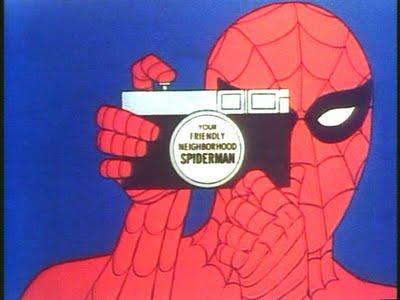 spiderman main