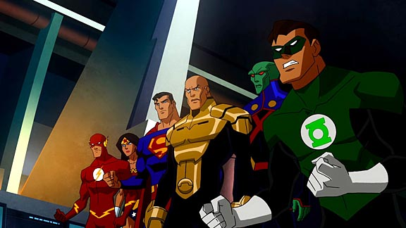 Alexander Luthor and the JLA