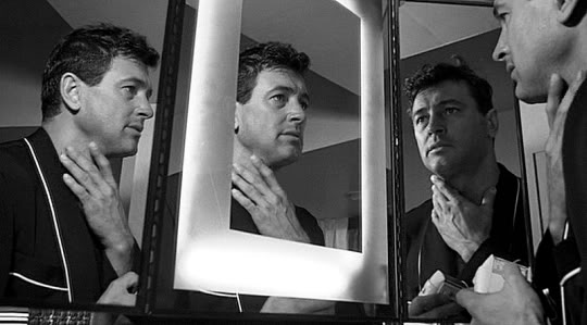 Rock Hudson contemplates his second chance