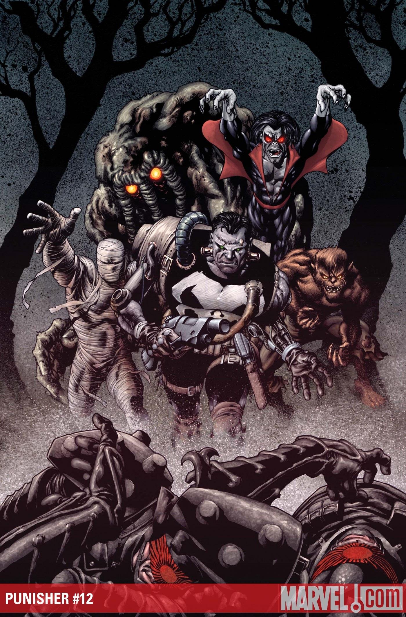 Punisher Kills Spider-Man