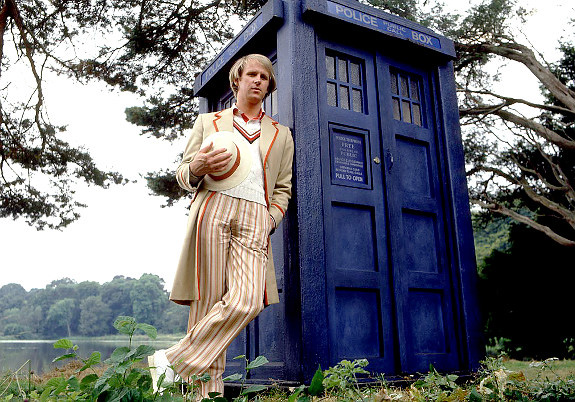 Peter Davison- the Fifth Doctor