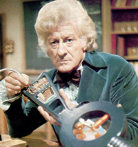 Doctor Who - Jon Pertwee