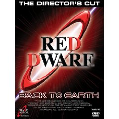 Red Dwarf: Back to Earth DVD