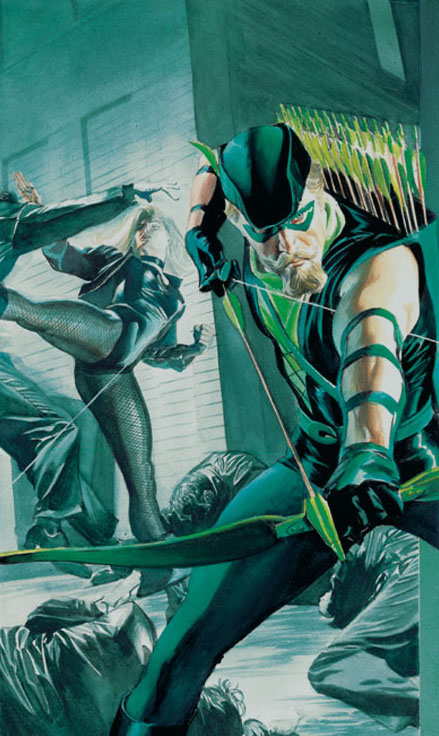 Green Canary Green Arrow | T...