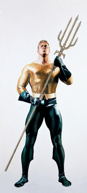 Aquaman by Alex Ross