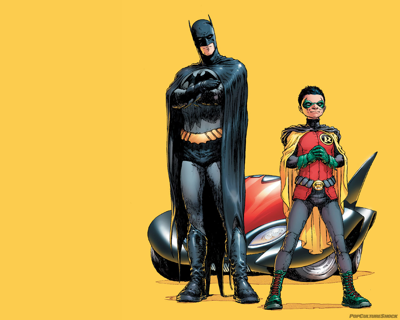 Batman+and+robin+coloring+pages