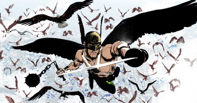 Hawkman by Kyle Baker