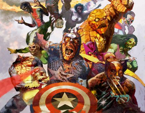 Marvel Zombies!
