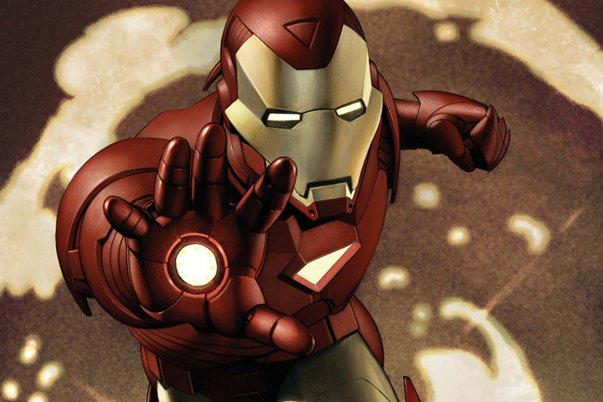 The Iron Man: Extremis web comic arrives | The Daily P.O.P.