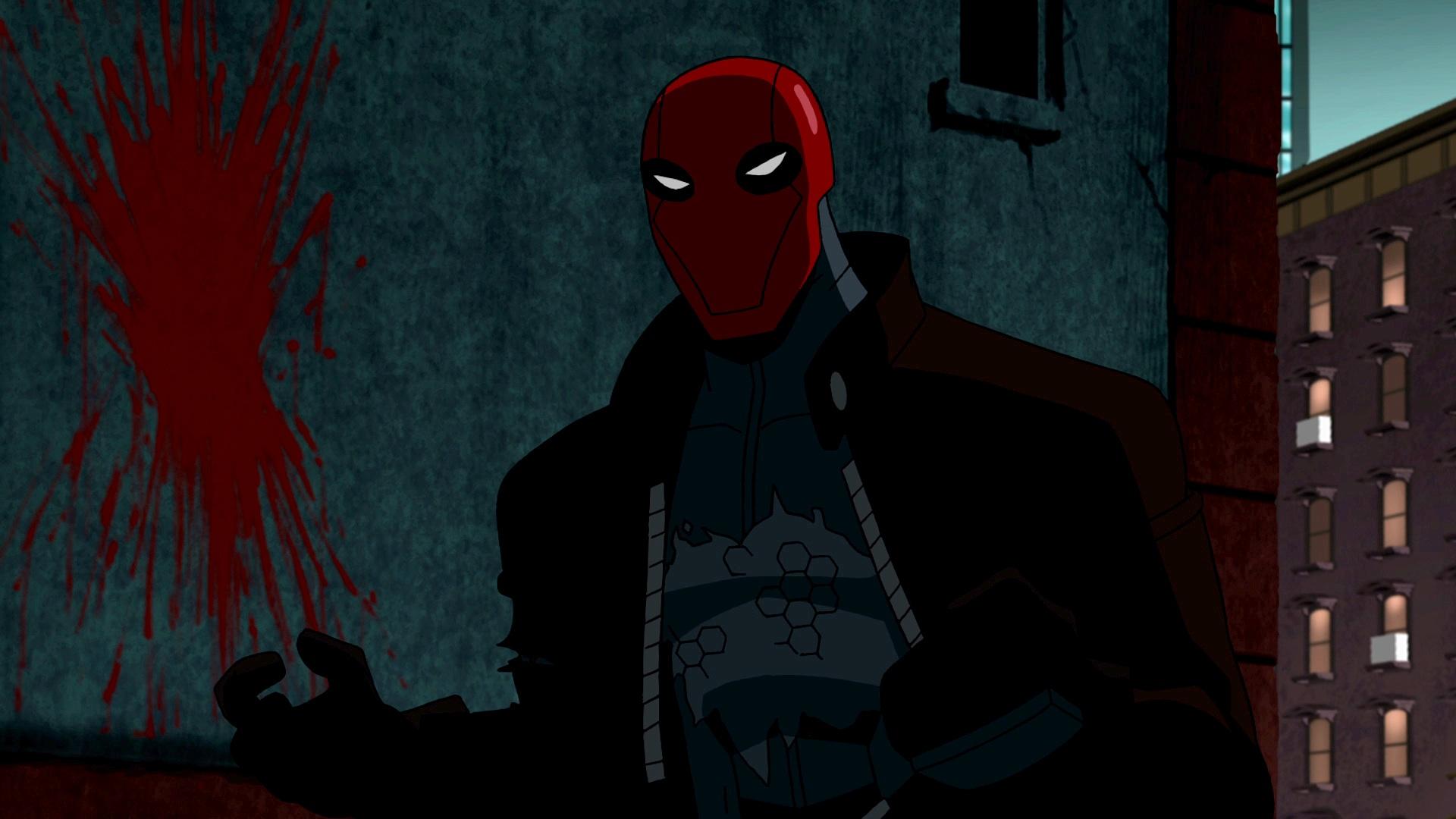 Batman: Under the Red Hood | DC Database | Fandom