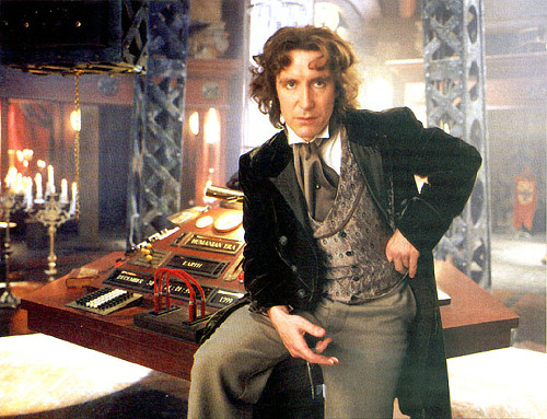 Eighth Doctor | Tardis | FANDOM powered by Wikia