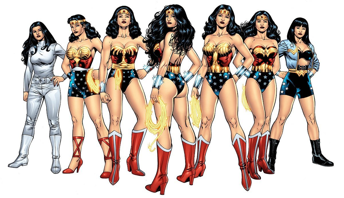 Wonder Woman - 1942