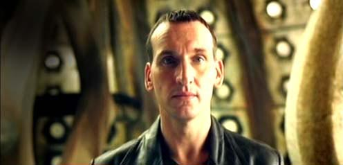 The Ninth Doctor - Chris Eccleston