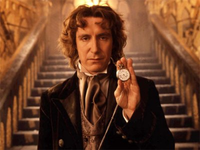 The Eighth Doctor - Paul McGann