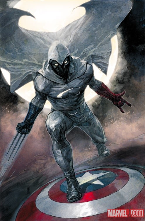 Quick Review Moon Knight 1