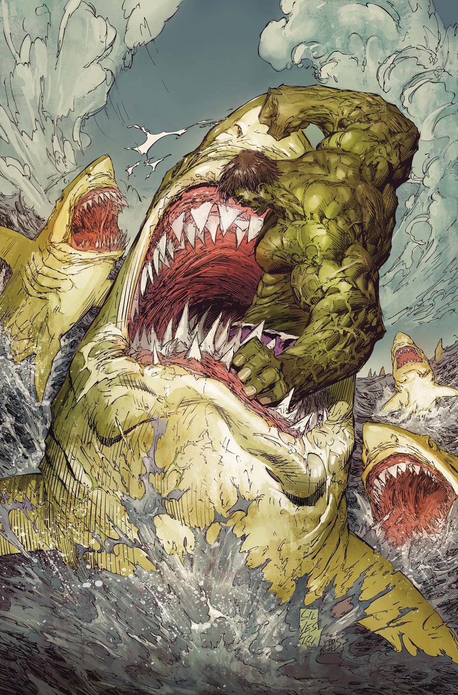 hulk vs shark for ocean supremacy who wins neogaf
