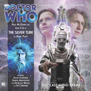 153. DOCTOR WHO: THE SILVER TURK
