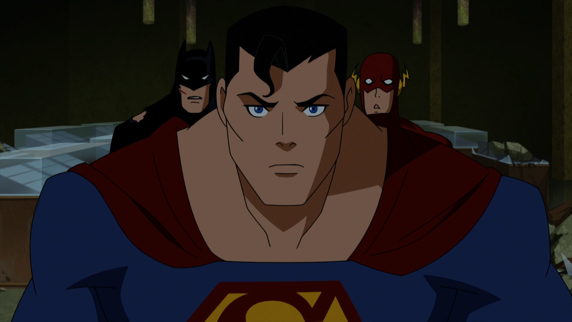 superman the missing link in american Anime's influences was american cartoons becomes clear that this is a missing link in the evolution of anime the fleischers' superman cartoons.