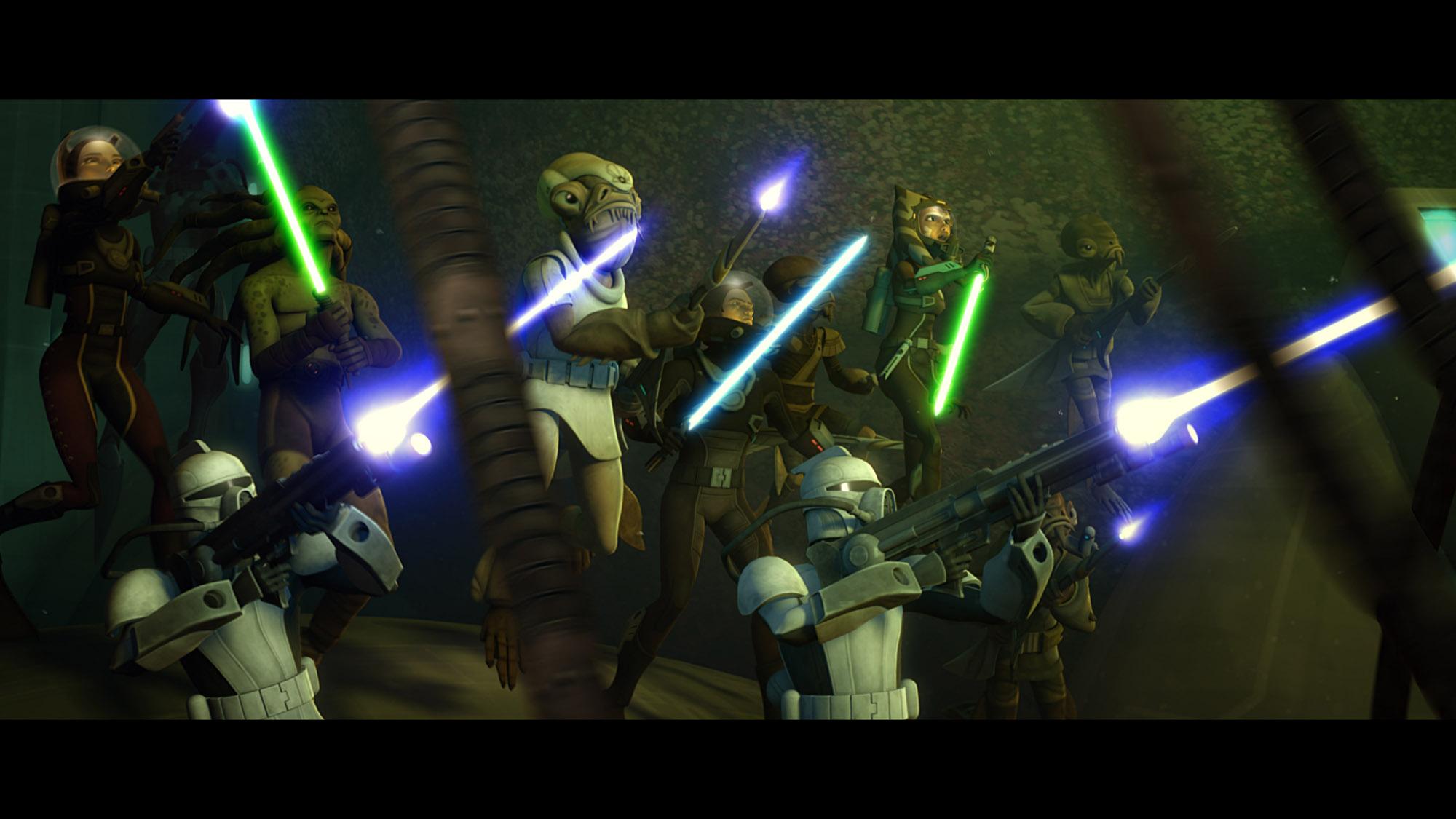 Star War Clone War 35