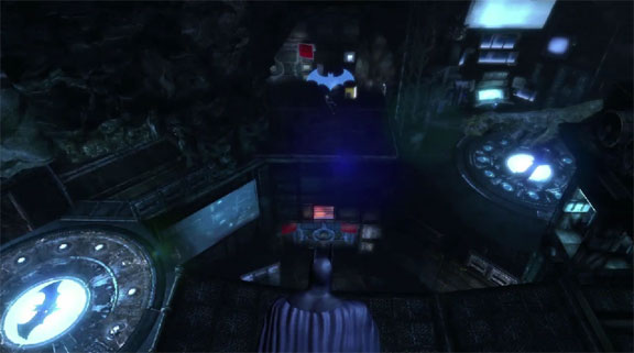 Arkham City Batcave Batman-arkham-city-batcave