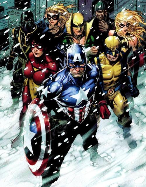 Avengers 2009