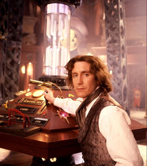 Doctor no. 8 (Paul McGann)