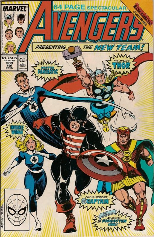 90's Avengers
