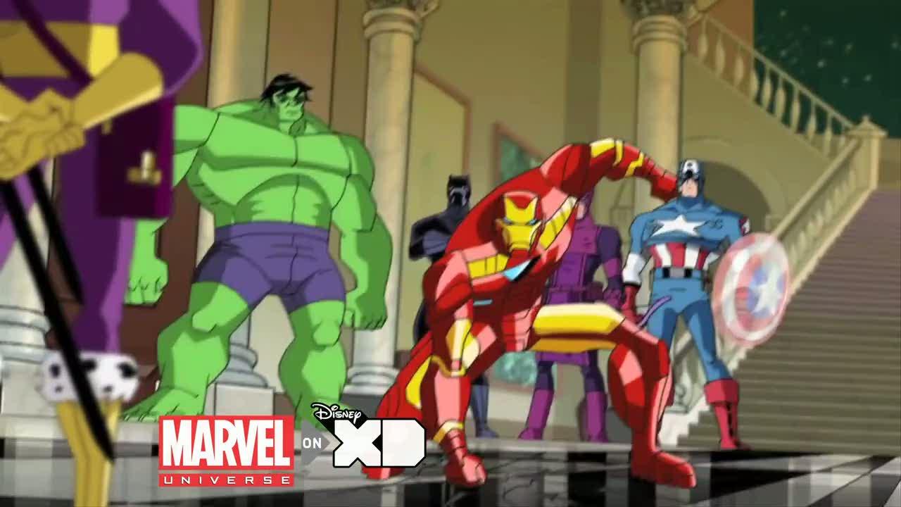 Avengers: Earth's Mi...