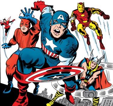 60's Avengers