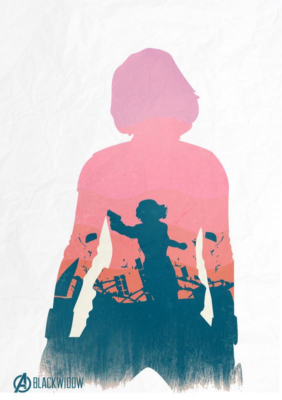 Avengers - Black Widow_Poster