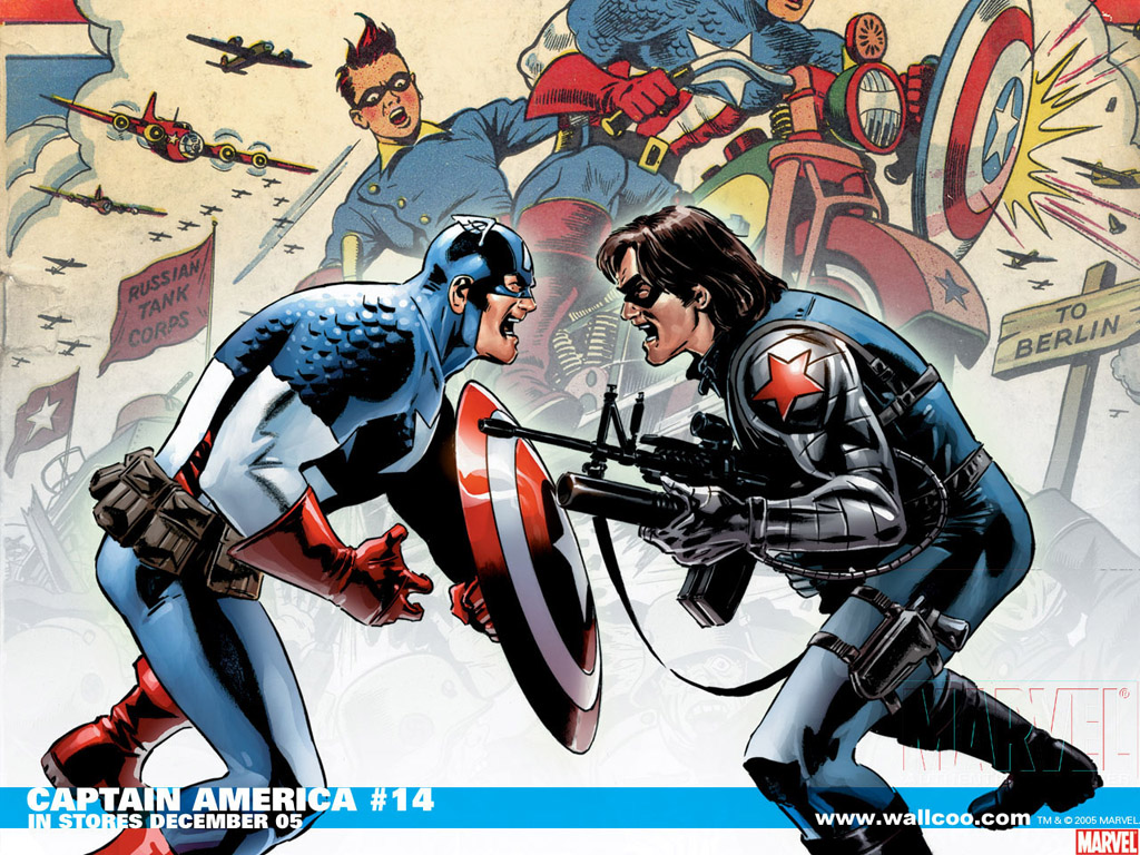 marvel captain america capam 14
