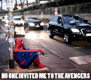 nobody-invited-spiderman-to-avengers