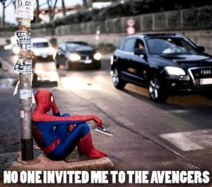 nobody-invited-spiderman-to-avengers