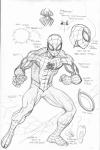 Superior Spider-Man design