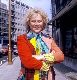 Colin Baker- circa 1986