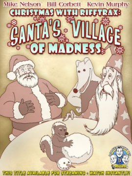 SantasVillageMadness_poster