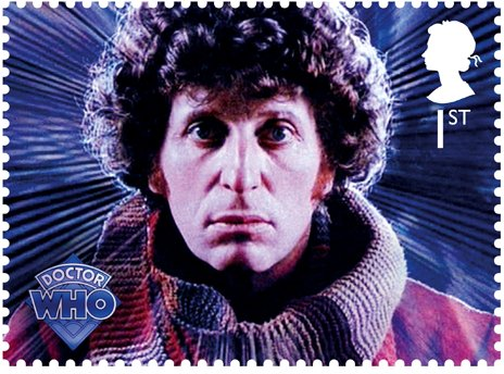 Doctor No. 4 Tom Baker